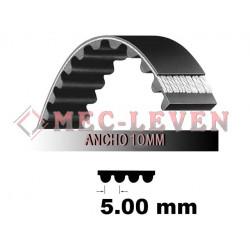 CORREA DENTADA HTD5M ANCHO 10MM (METRO)